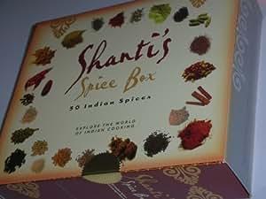 Shanti's Spice Box