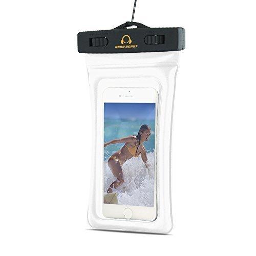 1 opinioni per Gear Beast Custodia Impermeabile TPU Galleggiante Porta Cellulare per smartphone