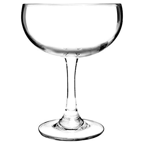 Large Coupe Saucer Margarita Cocktail (Anchor Hocking Margarita Glass)