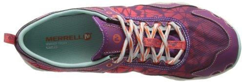 Merrell HURRICANE LACE Damen Bootsportschuhe Pink (DARK PURPLE)