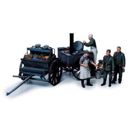 Tamiya America, Inc 1/35 German Field Kitchen Scene, ()