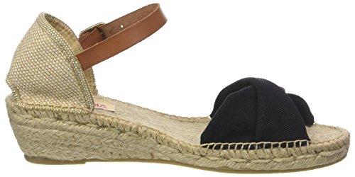 free shipping best Pare Gabia Women's Benji Open Toe Sandals Black (Noir 8) cheap best seller perfect sale Manchester discount outlet store G3k9ddi