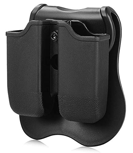 CYTAC Glock Magazine Holster 9mm .40 Cal Double Stack Mag Pouch