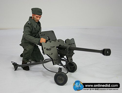 Did 1/6 Scale - 1/6 Scale Did Peter Greim 2006 Anniversary edition with PzB41 Anti tank rifle