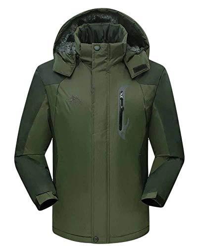 Vert Ski Et Homme Capuche Pluie Jacket Armée Coupe Softshell Outdoor vent Mâle De Mountain Camping Travail Veste Femmes À Imperméable Fleece wqBzZHxw