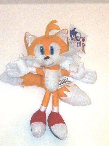 "Sonic The Hedgehog Tails 7"" Plush Doll"