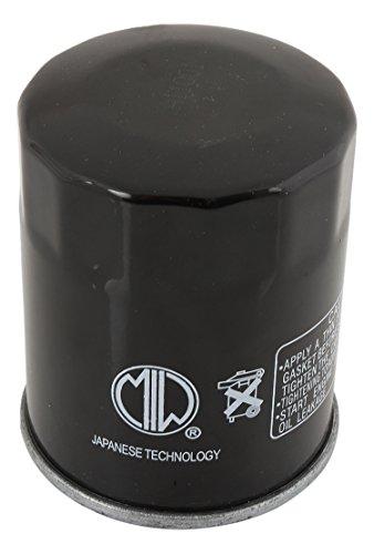 Price comparison product image MIW A11001-005 Oil Filter for Arctic Cat 450i TRV EFI 11 12 450i TRV GT EFI 12,  454 2x4 97 98,  454 4x4 96 97 98,  500 4x4 98 99,  500 4x4 w / AT 00 01 02,  500 4x4 w / MT 00 01