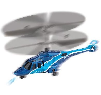 Propel Toys Blue Stealth Flyer II Remote Control Helicopt...
