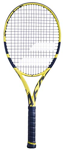 Babolat 2019 Pure Aero Tennis Racquet (4-3/8) (Best Tennis Racquet For Spin 2019)