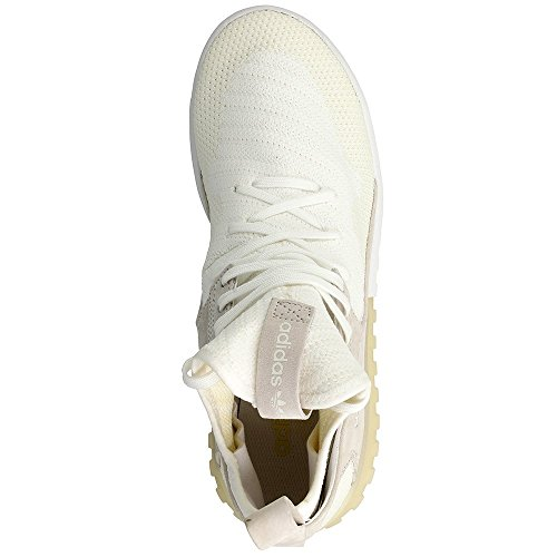 adidas Tubular X Primeknit Clear Granite Granite Bianco