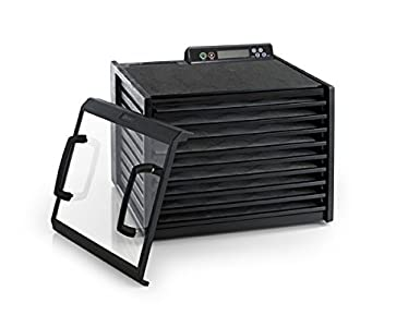 Excalibur 3948CDB 9 Tray Food Dehydrator – We are using it frequently with good results.