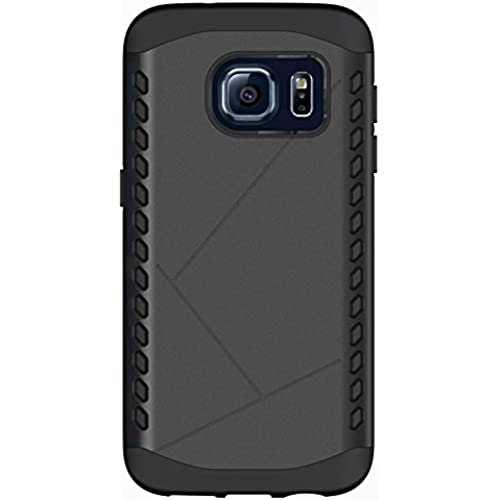 Galaxy S7 Case, Cruzerlite Spartan Dual Layer Case Compatible with Samsung Galaxy S7 - Black Sales