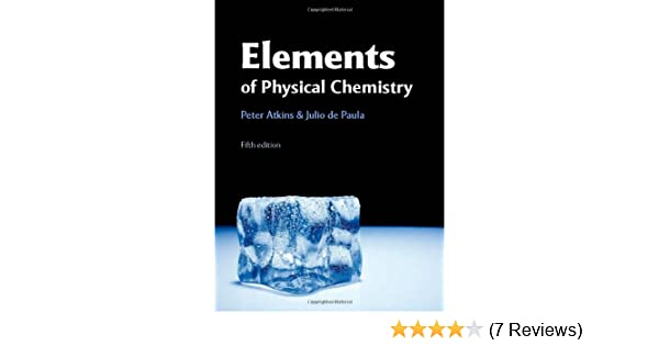 Solutions manual for elements of physical chemistry peter atkins solutions manual for elements of physical chemistry peter atkins julio depaula 9781429224000 amazon books fandeluxe Image collections