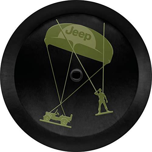 Mopar 82215432 Army Men Cloth Spare Tire Cover Jeep Wrangler