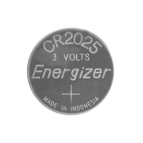 [ Pack of 10 ] Energizer Cr2025 3v Lithium Coin Cell Battery Dl2025 Ecr2025 CR (Cr2025 Coin Battery)