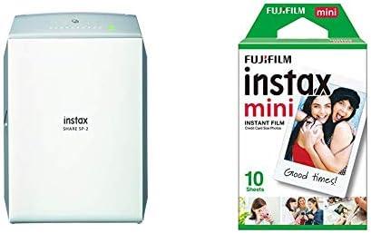Fujifilm Instax Share SP-2 - Impresora para Smartphone, Plata + ...