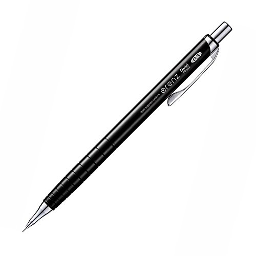 ぺんてる シャープペンシル オレンズ 0.3mm ブラック軸