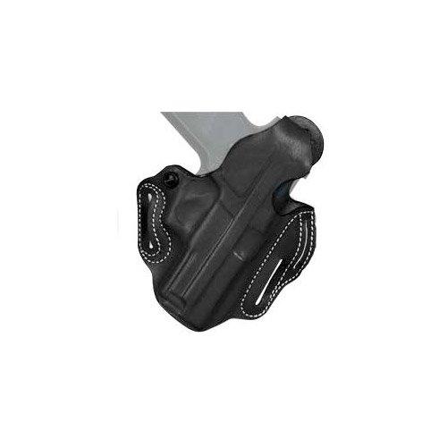 DeSantis 2000879 RH blk Thumb Break Scabbard Holster -Colt Gov. 1911