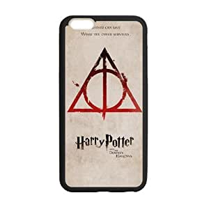 Customize TPU Gel Skin Case Cover for iphone 6+, iphone 6 plus Cover (5.5 inch), Harry Potter