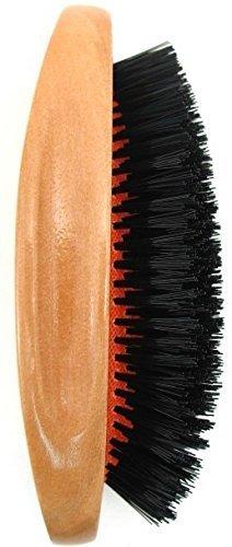 Serenade - Premium Polished Wood Gent's Military Hair Bru...