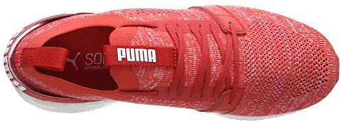 Rouge Wns Puma Running Engineer Femme Knit Nrgy White Chaussures Neko puma De hibiscus Compétition HvqrvI