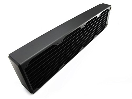 XSPC RX480 Radiator V3 for Computer Water Cooling Systems (NEW Version 3) by XSPC (Image #2)