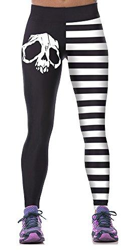 6 X Ankle Leggings - 9
