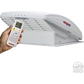 Amazon Com Maxxair 0007000k Maxxfan Deluxe Fan With