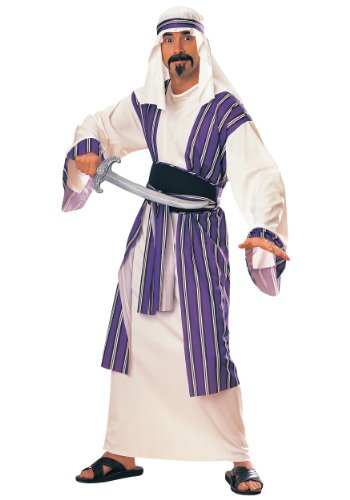 Adult Arabian Desert Prince Costume - The Sheik Costume