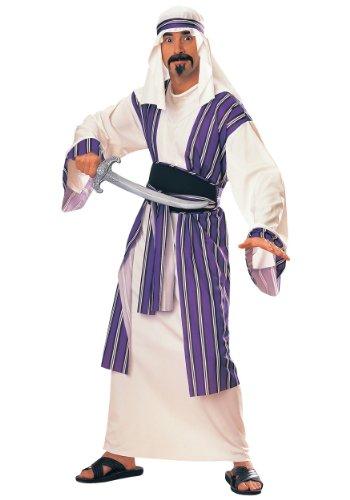 Arabian Man Costume (Adult Arabian Desert Prince Costume)