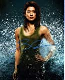 Grace Park HAWAII 5-0 In Person Autographed Photo