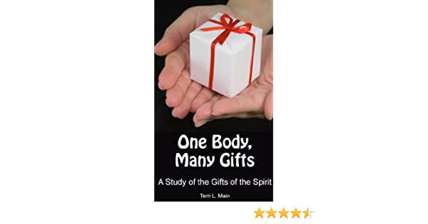 One Body, Many Gifts: A Study of the Gifts of the Spirit (Wordmaster  Bible Study LIbrary)