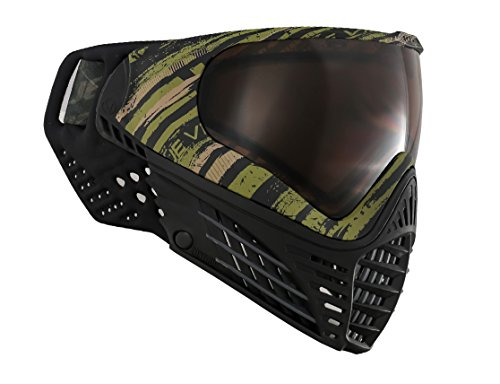 Virtue VIO Contour Thermal Paintball Goggles / Masks - Graphic Jungle by Virtue Paintball