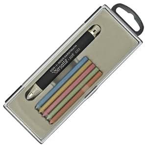 Koh-I-Noor 5353 - Portaminas con 5 minas metálicas intercambiables de colores
