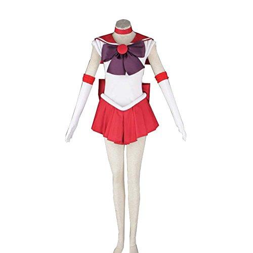 Harry Shops Halloween Sailor Moon Hino Rei Cosplay (Sailor Customes)