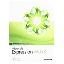 Expression Web 3.0 French