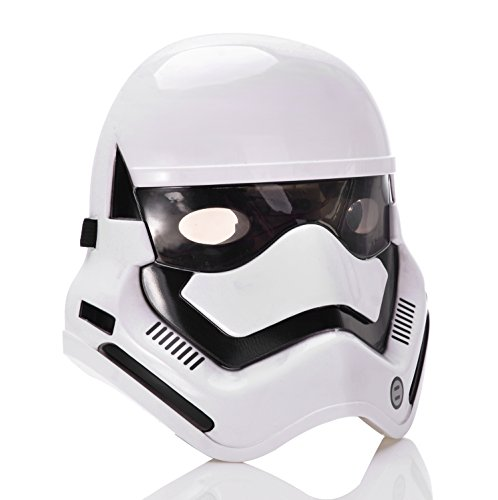 REINDEAR Halloween Costume Star Wars LED Light Eye Mask (Stormtrooper)]()