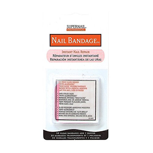 Supernail Nail Bandage (Silk Repair)