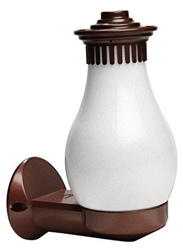 Glowmac GL-WL-LNTRN-MN-CO-08 Lantern CFL Wall Light (Pack of 2, Copper)