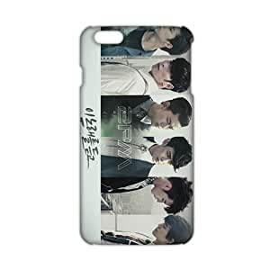 2PM 3D Phone Case for Iphone 6 plusblack