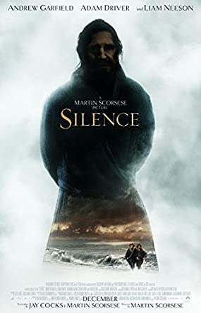 Silence 11 X17 Original Promo Movie Poster Martin Scorsese Andrew Garfield At Amazon S Entertainment Collectibles Store