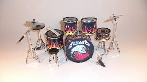 RGM306 Metallica Miniaturschlagzeug