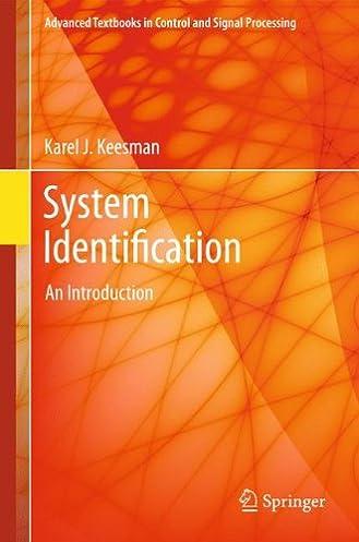 system identification an introduction advanced textbooks in rh amazon com Kindle User Manual PDF Windows 8 Manual PDF