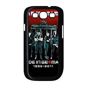 Customized Phone Case for SamSung Galaxy S3 i9300 - Rammstein case 2