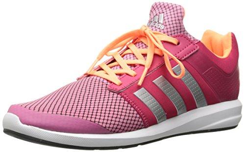 s-flex k des chaussures adidas performance, vivid vivid vivid berry / métalliques / argent / semi - solar rose, 11 m petit bd6a66