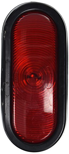 (Bargman 40-06-001 Taillight, Red)