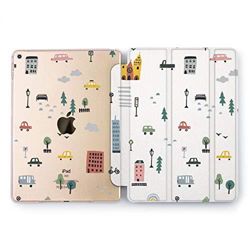 Wonder Wild Small Town iPad Case 9.7 Pro