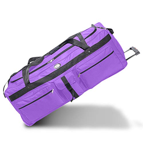 Special Edition Colors - Oversized Rolling Soft Trunk Duffel Bag 42