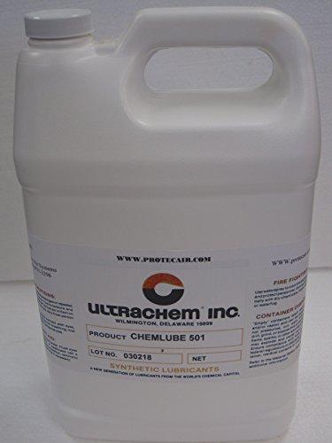 Compressor Oil Chemlube 501 synthetic 025-8649 1 Gallon ()