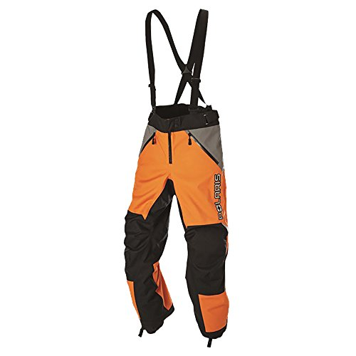 OEM Polaris Mens Mobile Lightweight Shell X-Over Pants Snowmobile DWR 600D - Orange Race - X-Large